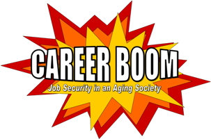 Career Boom: Job Security in an Aging Network