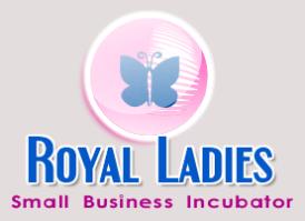 Royal Ladies Small Business Incubator Grants