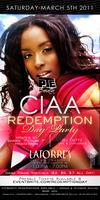 CIAA 1ST ANNUAL PTE REDEMPTION DAY PARTY @ LATORRE'S...