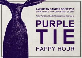 Purple Tie Happy Hour