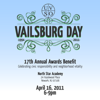 The 2011 Vailsburg Day Awards Benefit