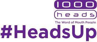 #headsup on WOM