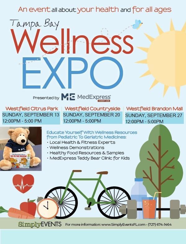 Countryside Tampa Bay Wellness Expo