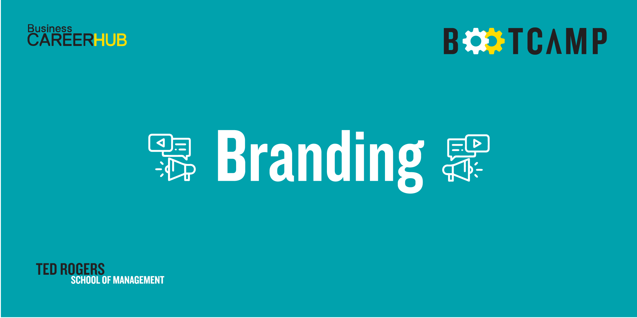 [VIRTUAL] Branding Bootcamp