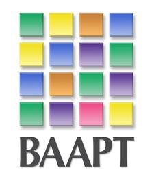 BAAPT logo