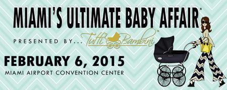 Miami's Ultimate Baby Affair 2015 presented by Tutti...