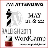 WordCamp Raleigh 2011