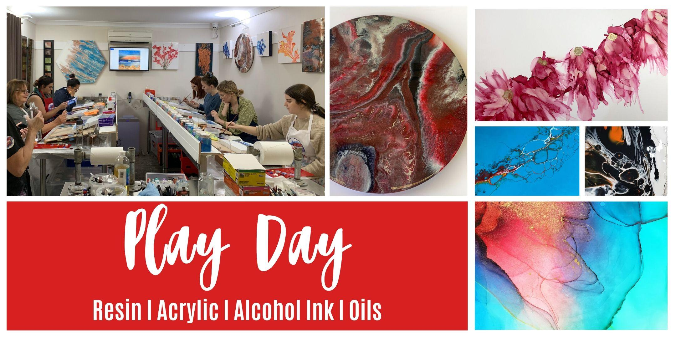 CREATIVE DAY - Creating Art Your Way