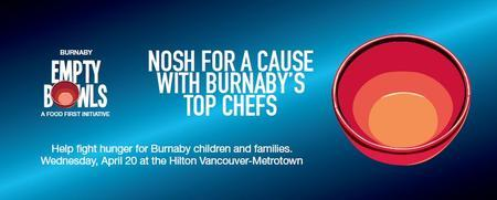 Burnaby Empty Bowls Gala Evening