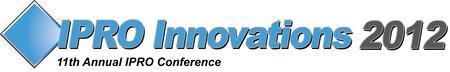 IPRO Innovations 2012