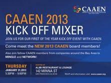 CAAEN 2013 Kick Off Mixer