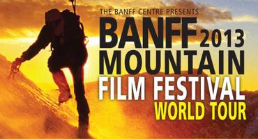 BANFF MOUNTAIN FILM FESTIVAL presented by WORLD EXPEDITIONS...