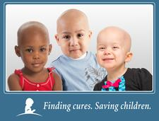 St. Jude Children's Research Hospital ® logo