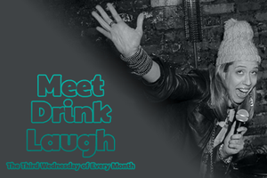 Meet Drink Laugh w/ Michelle Slonim