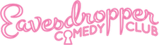 Eavesdropper Comedy Club logo