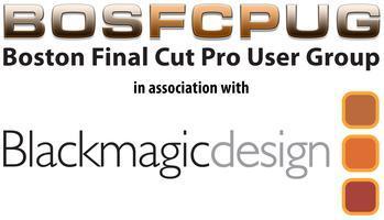 BOSFCPUG FREE Blackmagic Design DaVinci Resolve...