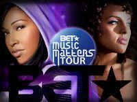 BET's Music Matters Tour Featuring Marsha Ambrosius,...