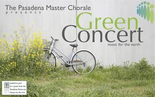 The Green Concert (SATURDAY)