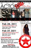 Star Size Studios Children's Workshop 26th Adults Feb...