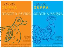 Zuppa Theatre Co's Sport & Social
