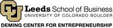 The Deming Center for Entrepreneurship logo