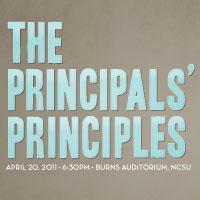 The Principals' Principles