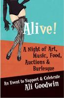 ALIVE! A Swanky Night of Art, Music, Food, Auctions,...