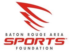 Baton Rouge Area Sports Foundation logo