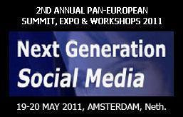 2nd Annual Pan-European Social Media Summit, Expo &...