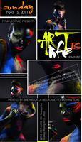 ART IS LIFE MOVEMENT III