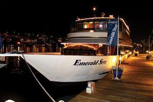 All Aboard the Emerald Star, A New Years Eve Ball