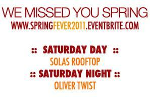 Welcome Back Spring: Solas Rooftop Takeover & Pan...