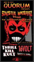 LIVE at QUORUM: My Life with the Thrill Kill Kult +...