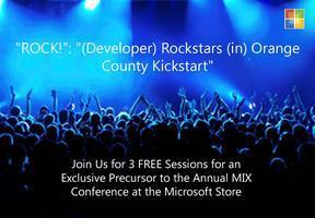 Developer Rockstars in Orange County Kickstart! -...
