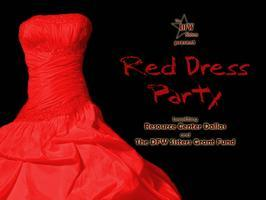 DFW Red Dress Party 2011
