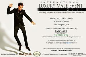 The International Luxury Male Event