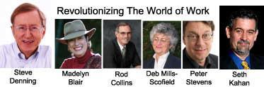 Revolutionizing the World of Work May 12 - 13