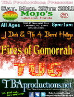 03.26.11 TBAproductions March Monthly Metal w/ J Derb...