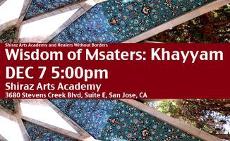 Wisdom of Masters: Khayyam
