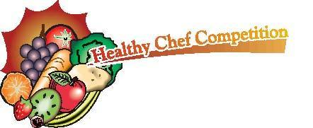 Healthy Chef Competition