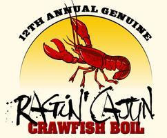12th Annual Ragin' Cajun Crawfish Boil
