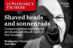 UC Connect: Shaved heads and sonnenrads