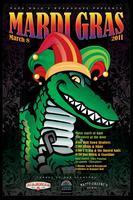 Mardi Gras Papa Mojo's Roadhouse VIP Tickets