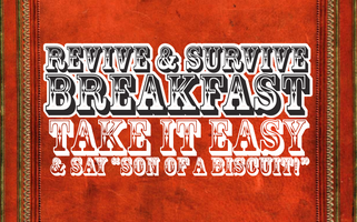Revive & Survive SXSW Breakfast by GoToMeeting