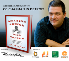SMC Detroit Presents: C.C. Chapman at MotorCity Casino...
