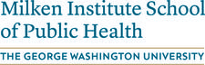 Milken Institute School of Public Health at The George Washington University logo