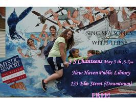 SS Chanteens May 5