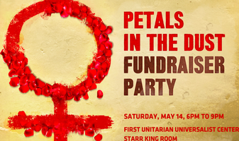 Petals In The Dust: India's Missing Girls Fundraiser...