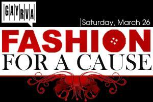 GayRVA Presents Fashion For A Cause