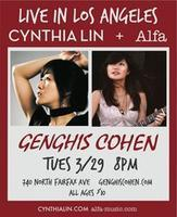 Cynthia Lin + Alfa - Live in Los Angeles